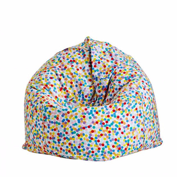 CONFETTI BEAN BAG