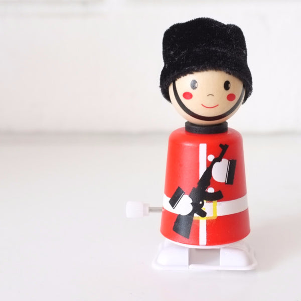 TOY SOLDIER WIND UP