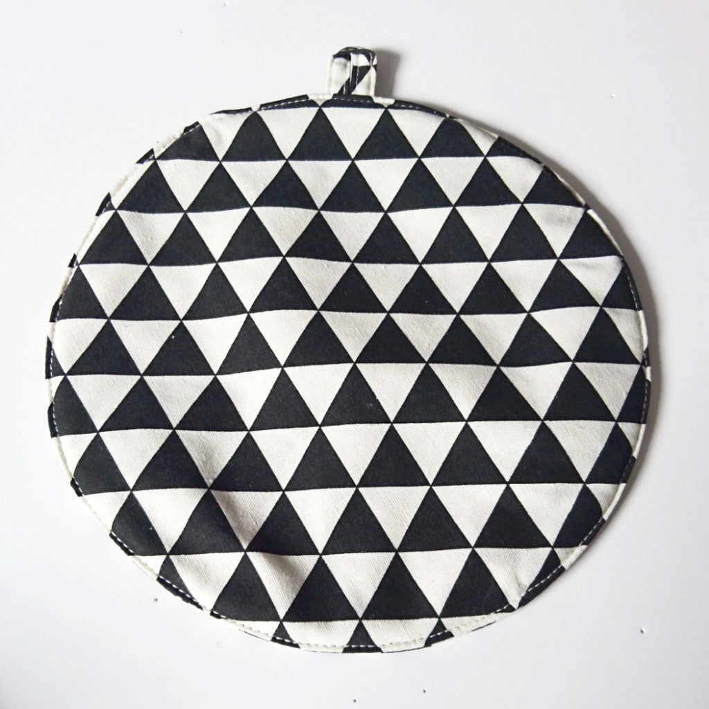 Triangle POT MAT