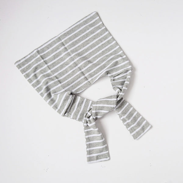 Striped Tie scarf