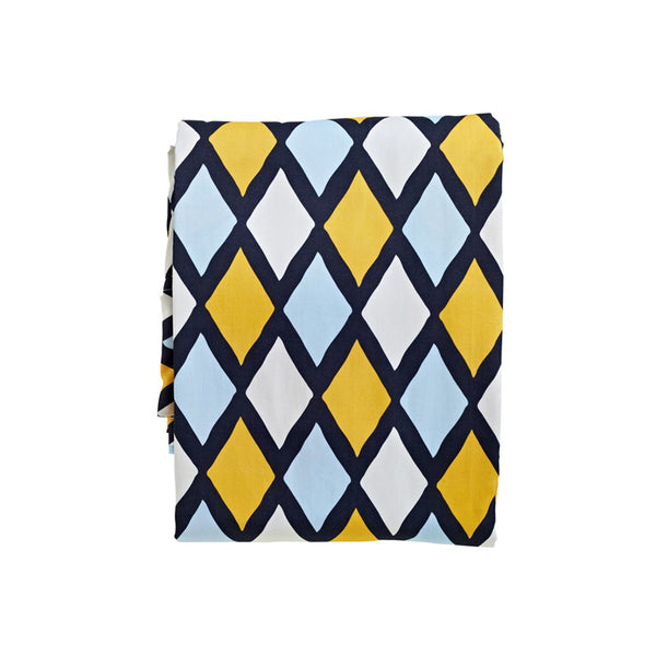 HARLEQUIN JESTER FITTED SHEET