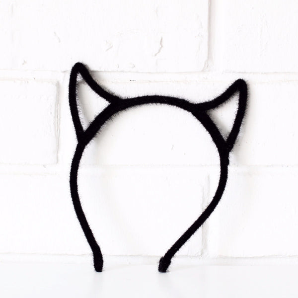 Halloween Devil horns headband