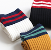 Preppy Stripes socks (Navy)