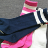 2 Stripes Socks (NAVY)