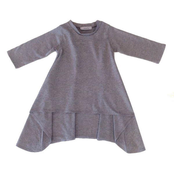 Grey FILLY DRESS