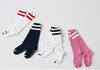 2 Stripes Socks (red)