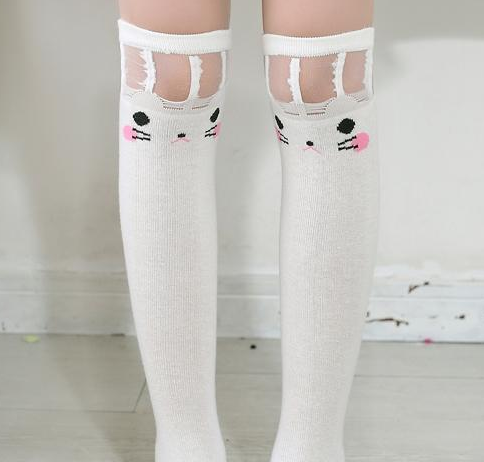 Girls Knee-high Socks