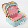 Set of 3 Retro Geometrics suitcases