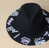 Fedora big brim Hat