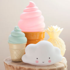 Mini Cloud Night light (In Stock)