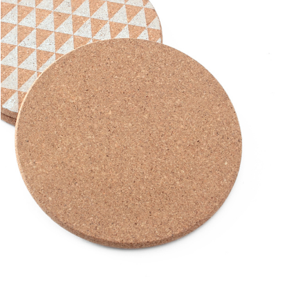Cork POT MAT - Triangle
