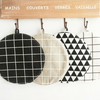Round POT MAT (Set of 4)
