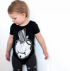 Iggy black bear tee