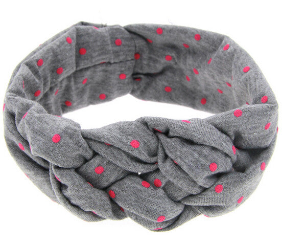 Knotted Turban headband