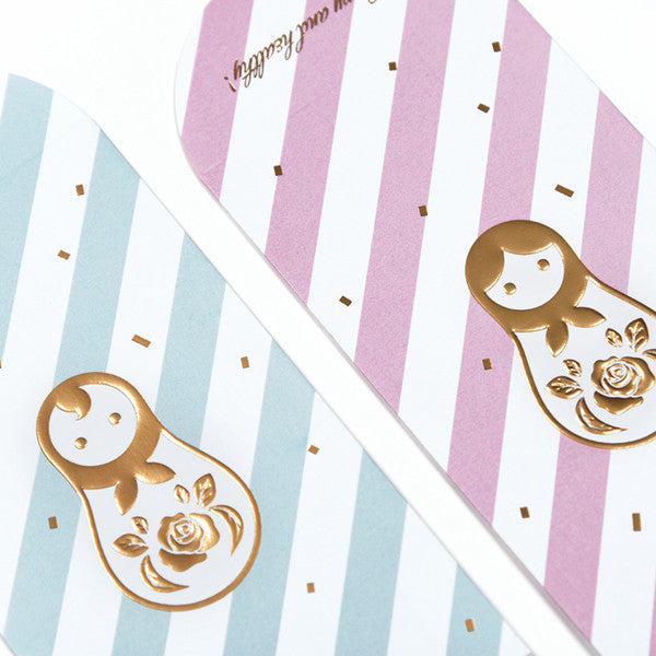 BABY BOY OR GIRL ENVELOPE