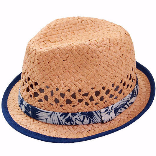 Tropical trim hat