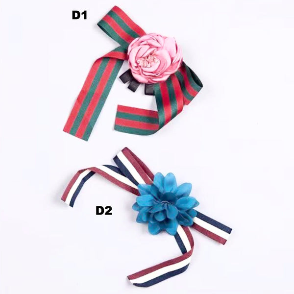 Ribbon Bow tie Brooch