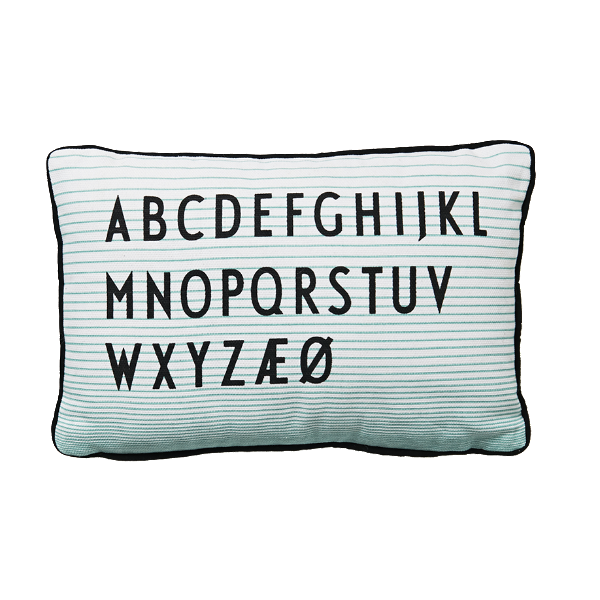 AJ ABC CUSHION