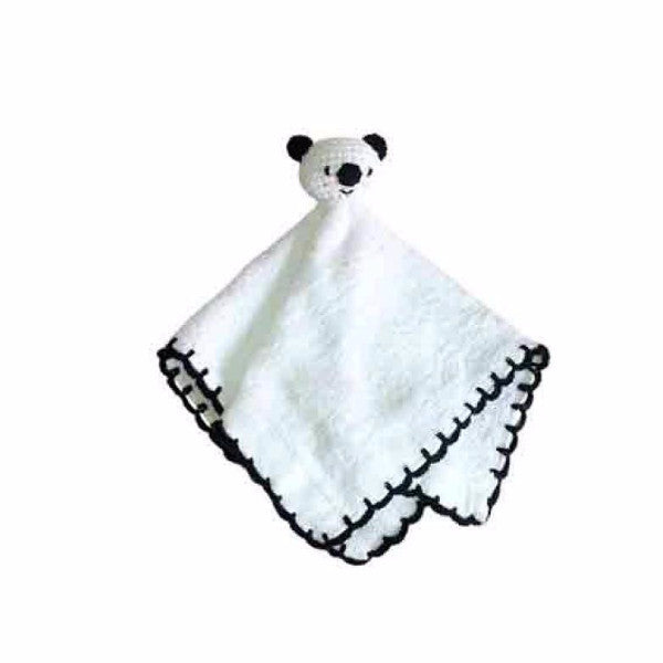 Bear BABY BLANKY SOOTHER