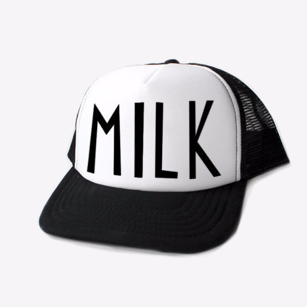Milk Trucker Cap