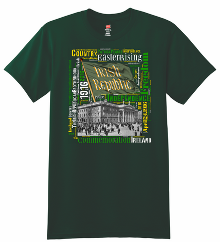 1916 Easter Rising T-shirt