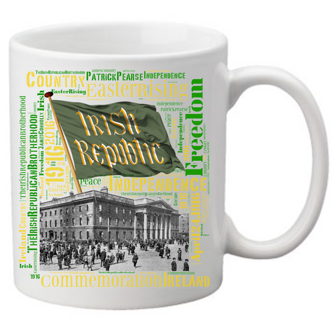 1916 Easter Rising Coffee Mug