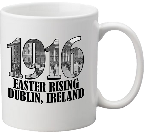 1916 Easter Rising - GPO Coffee Mug