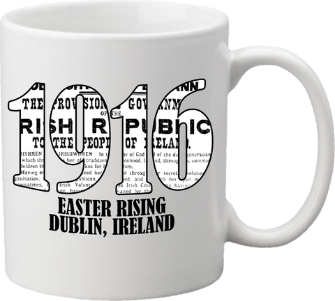 1916 Easter Rising - Proclamation Coffee Mug