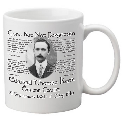 Edward Thomas Kent Coffee Mug