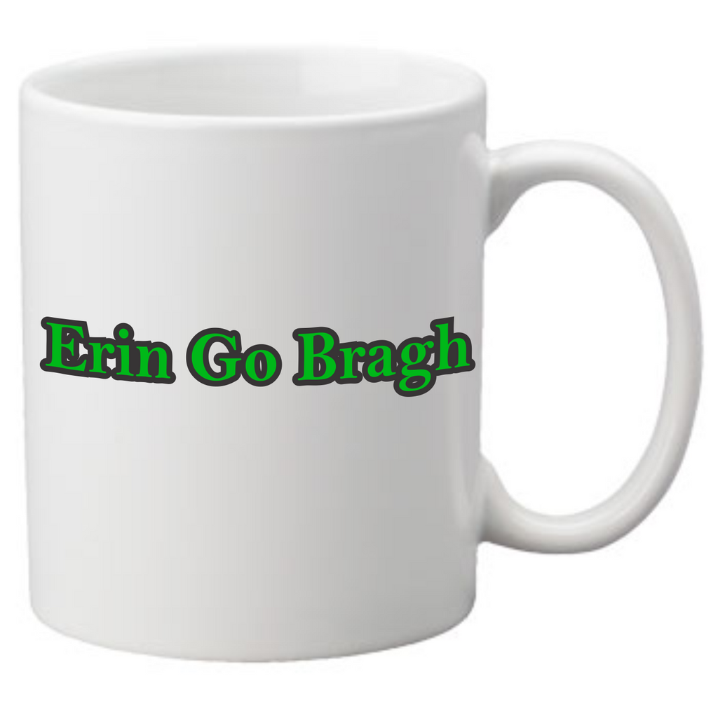 Erin Go Bragh Coffee Mug