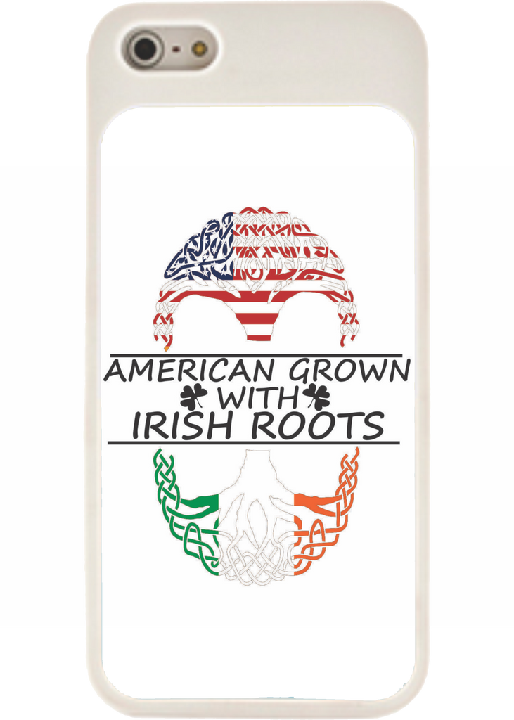 American Born With Irish Roots Cell Phone Case