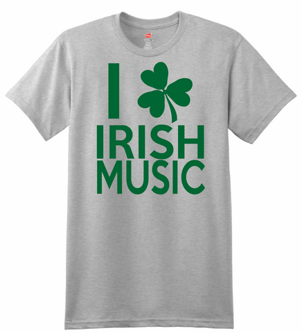 I LOVE IRISH MUSIC