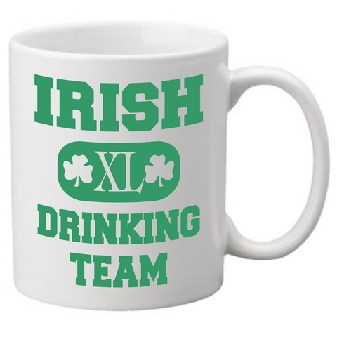 Irish drinking team Coffee Mug