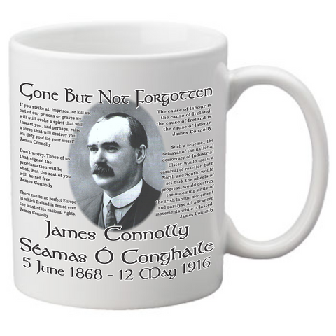 James Connolly Coffee Mug