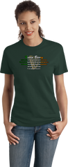 Kevin Barry Lyrics T-Shirt