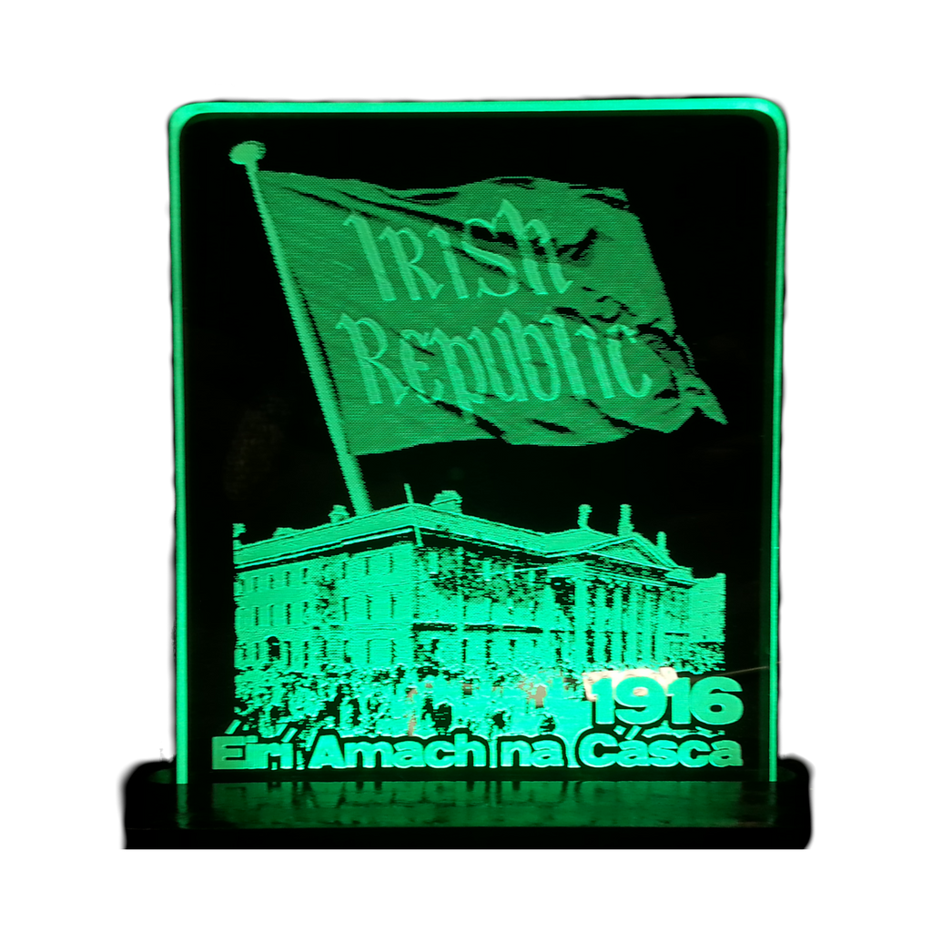 LED Light 1916 Easter Rising