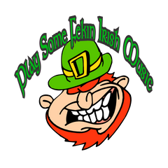 Play Some Feckin Irish Music 2 T-Shirt