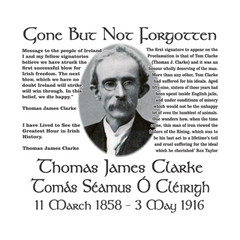Thomas James Clarke Memorial T-shirt