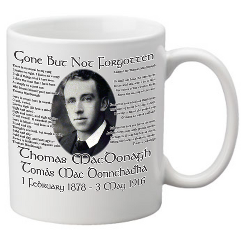 Thomas MacDonagh Coffee Mug