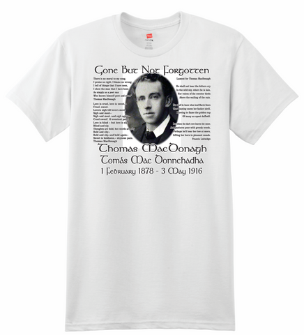 Thomas MacDonagh Memorial T-shirt