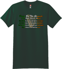 Down by the Glenside Lyric T-Shirt