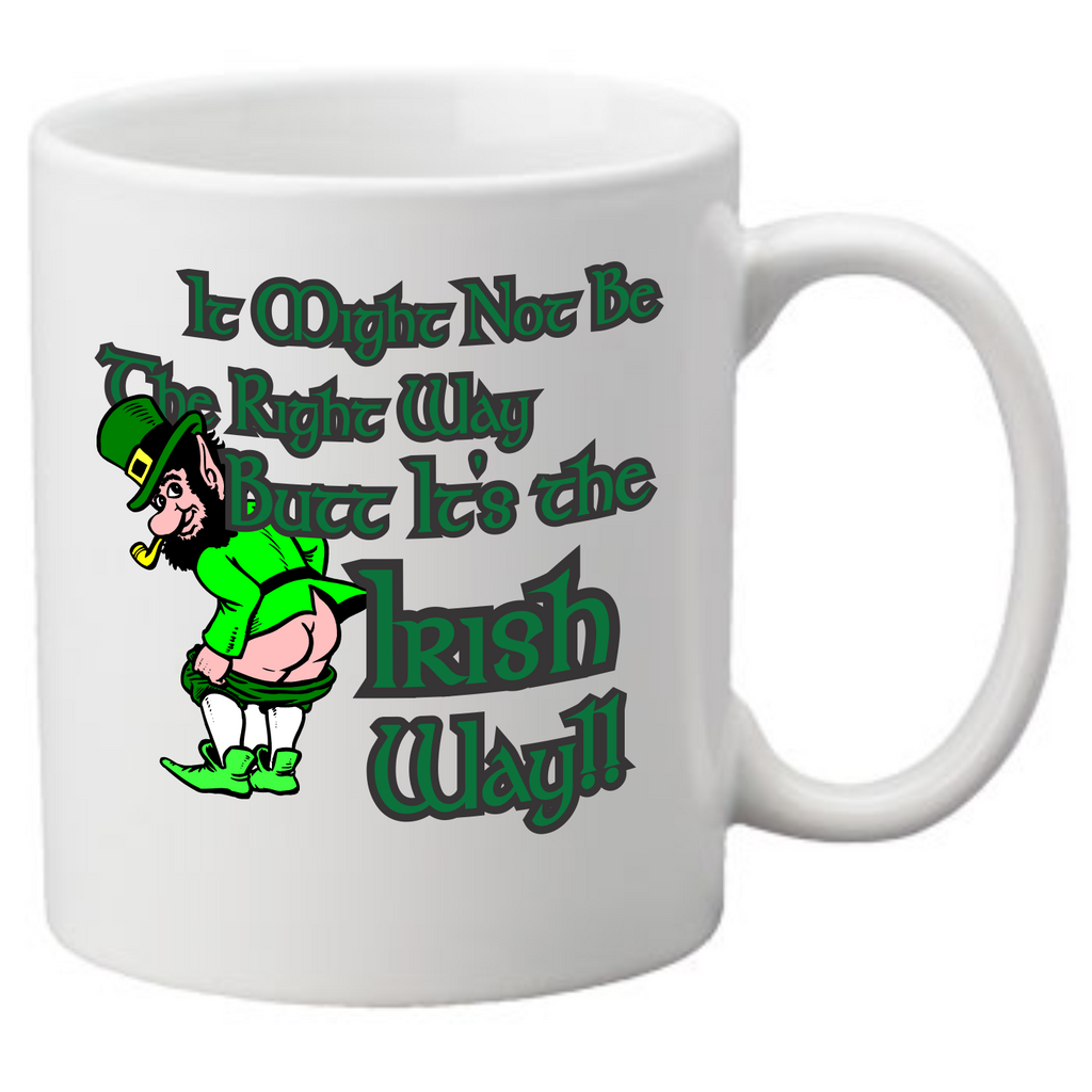 It might not be the right way Coffee Mug