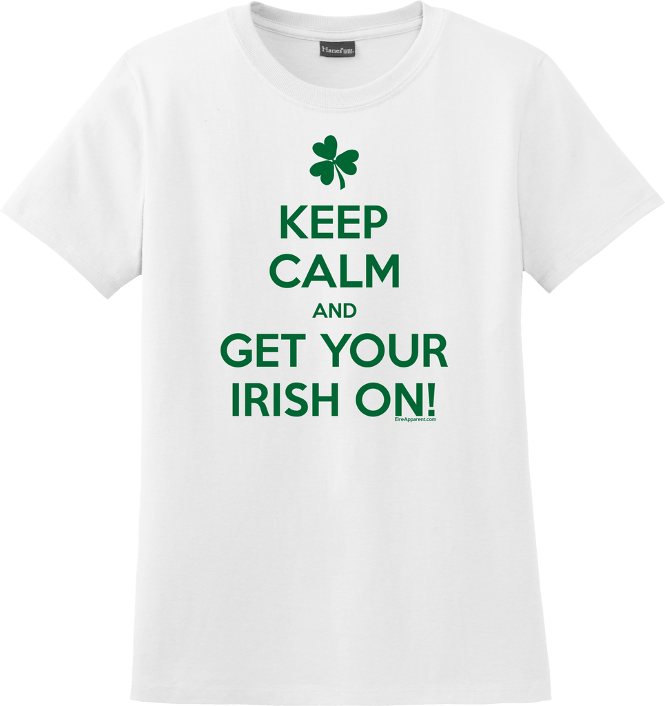 Keep Calm and Get Your Irish On!