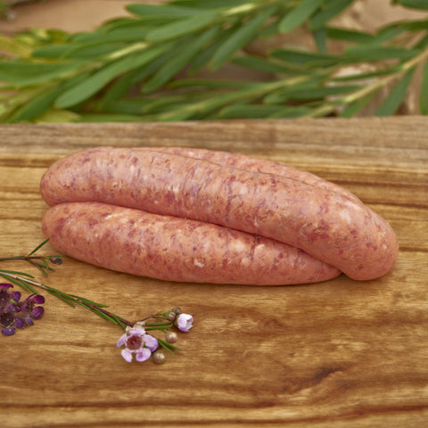 Grass Finished Beef Sausage