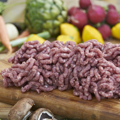 Grass Finished Premium Beef Mince