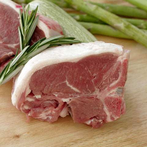 Pasture Fed Free Range Lamb Loin Chops