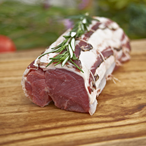 Pasture Fed Free Range Lamb Lamb Log