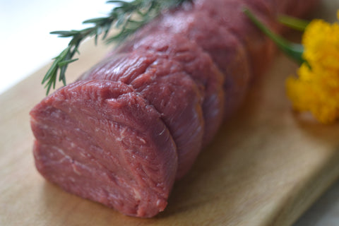 Grass Finished Eye Fillet Roast