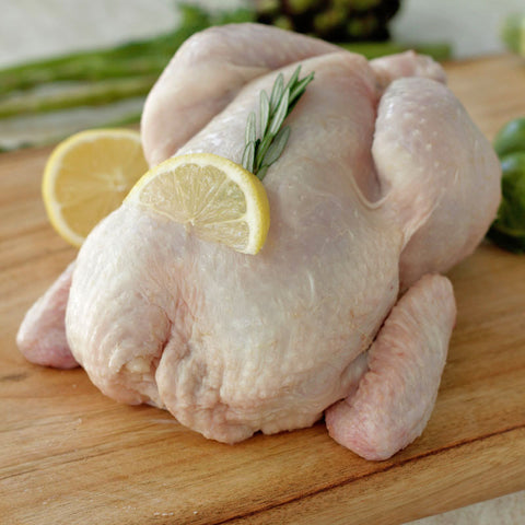 True Free Range Whole Size 17 Chicken