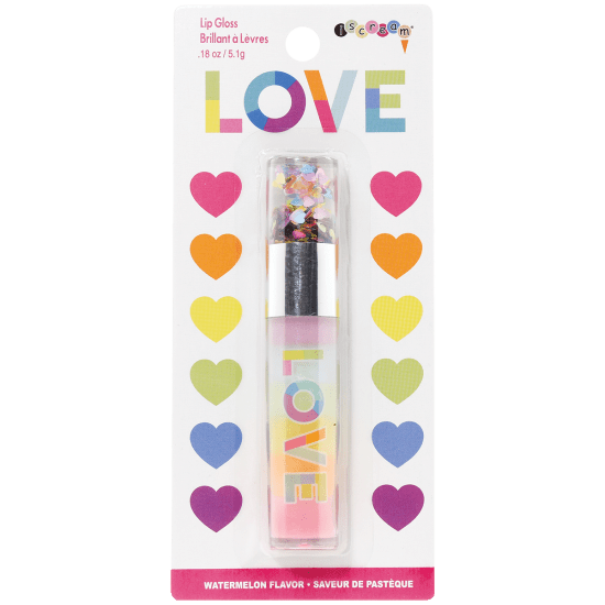 Love Lip Gloss - Watermelon Flavor
